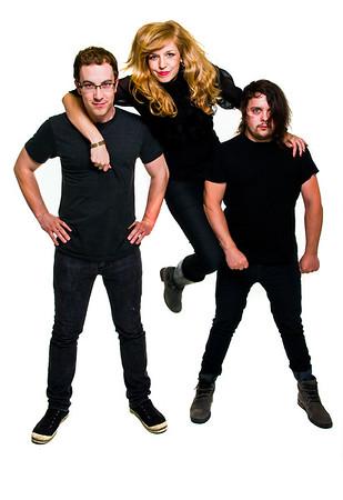 The band Rareluth, Feb. 26, 2012