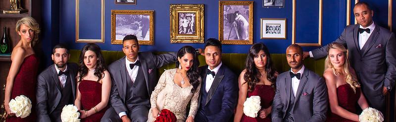Montreal Wedding Photographer and Videographer | Le Windsor Ballroom | Montreal Quebec | Lindsay Muciy Photography | 2017