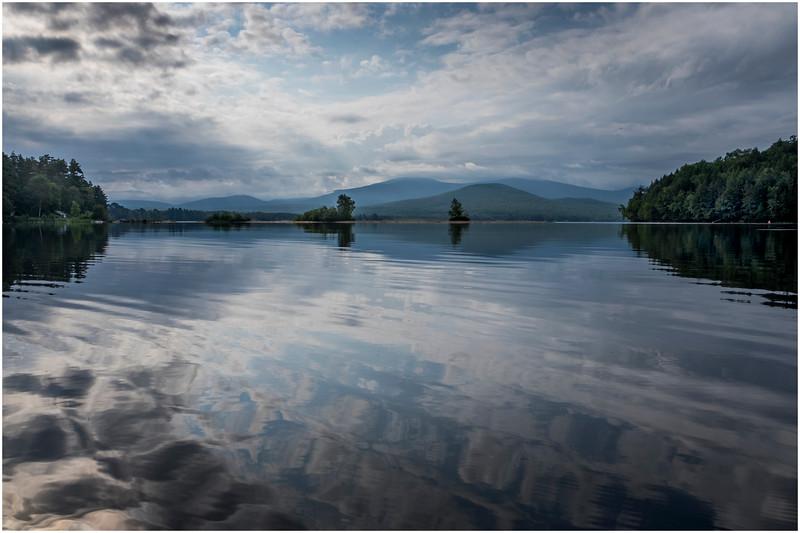 Adirondacks Chateaugay Lake Snug Harbor Trainer Camp Lake View 8 August 2017