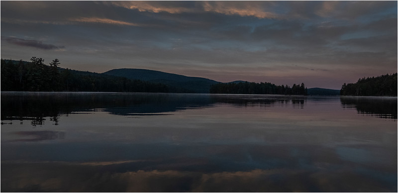 Adirondacks Seventh Lake Morning 4 September 2018