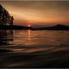 Adirondacks Little Tupper Lake July 2015 Sunrise 3