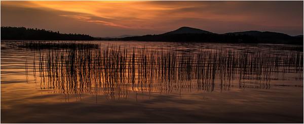 Adirondacks Little Tupper Lake July 2015 Just Before Sunrise 6