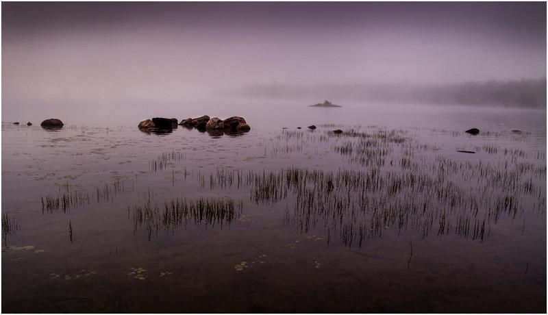 Adirondacks Chateaugay Lake Duck Island Bay 15 July 2016