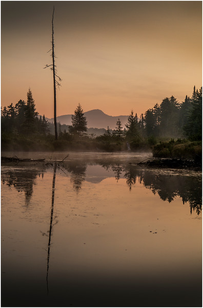 Adirondacks Forked Lake Early Light 10 August 2016