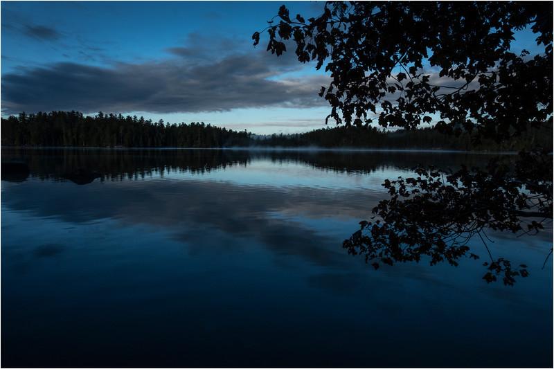 Adirondacks Middle Saranac Lake 40 September 2018