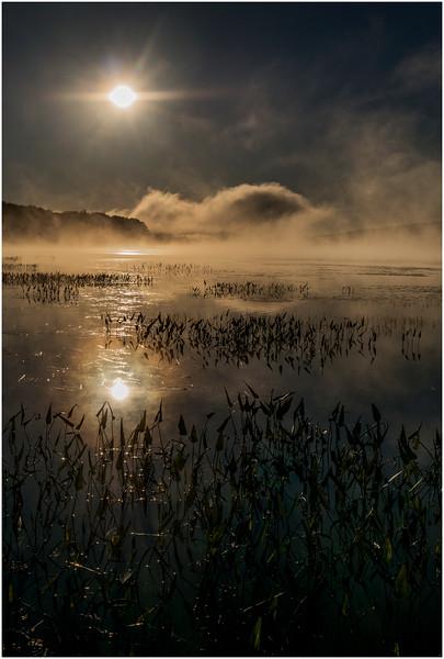 Adirondacks Lake Durant Sunrise 10 September 25 2016