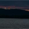 Adirondacks Blue Mountain Lake July 2015 Evening Canoe
