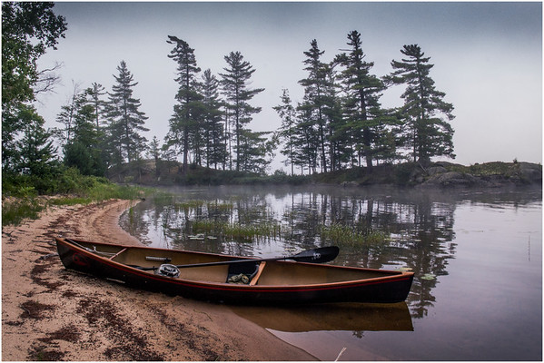Adirondacks Chateaugay Lake Duck Island Bay 14 July 2016