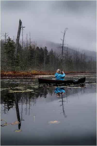 Adirondacks Essex Chain Fifth Lake to Sixth Lake Passage Betsy Rutkowski 2 October 2013