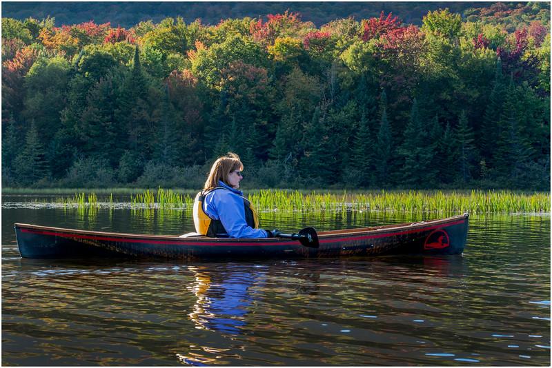Adirondacks Cedar River Flow Kim Paddling 7 September 24 2016