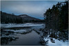 Adirondacks Indian Lake Raquette Brook 2 December 2016