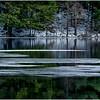 Adirondacks Lake Abenakee 15 December 2016