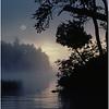 Adirondacks Classic Forked Lake Sunrise with Island