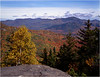 45 Adirondacks  Brothers Trail Hurricane Mt September 1995