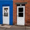 Troy NY  Blue and Red Brick 2008