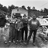 ADK Document  Guys at junkyard Ticonderoga