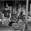 ADK Document  Biker and Dof Poke O Moonshine