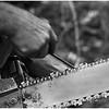 ADK Document Sharpening the Saw2, near The Glen, NY