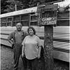 ADK Document  Couple at Camp Buckshot