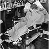 Cohoes NY Circa 1997-1999 Bernie Heroux Barber Shop