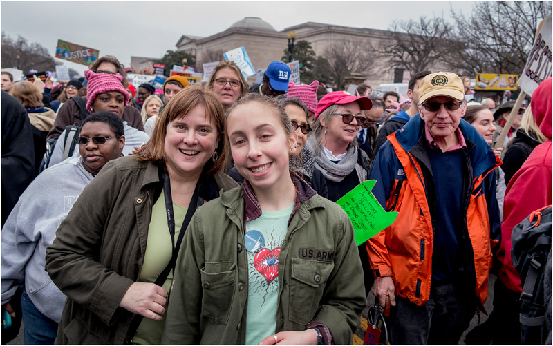 A Washington DC Womens March 315 January 21 2017