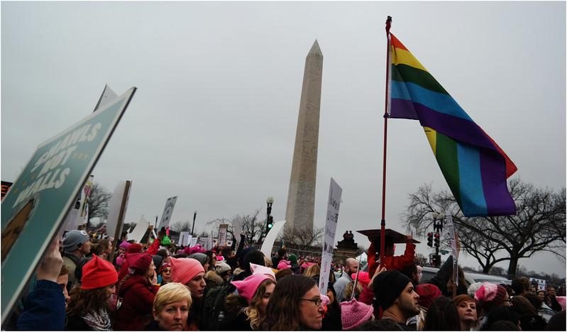 A Washington DC Womens March 145 January 21 2017