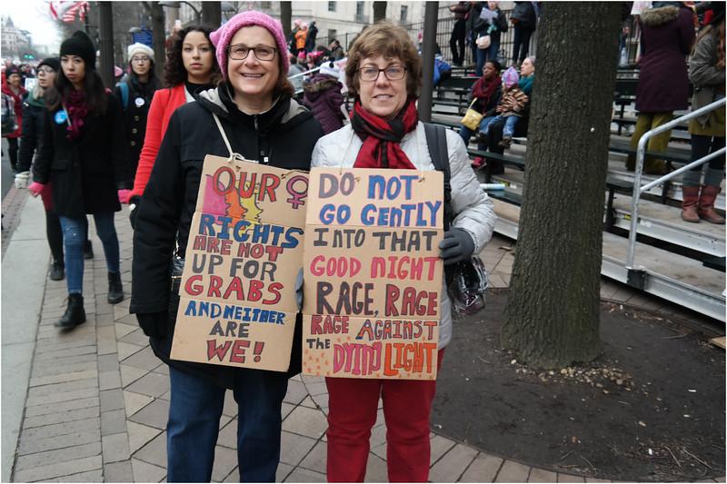 A Washington DC Womens March 273 January 21 2017