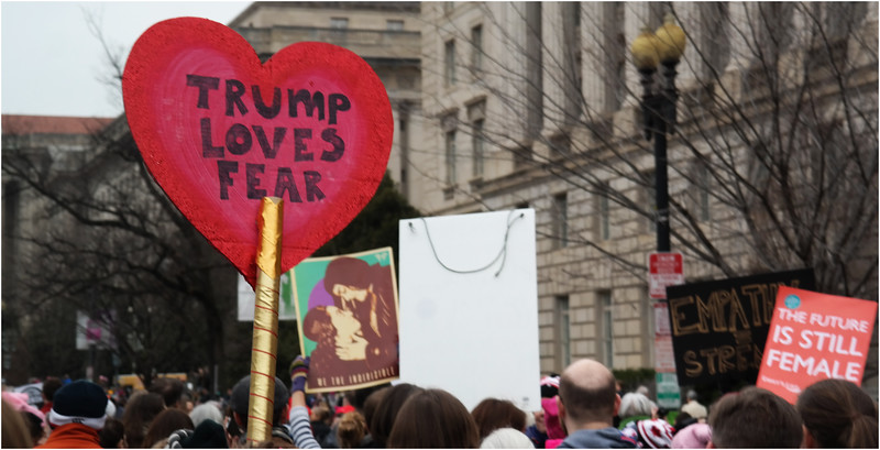 A Washington DC Womens March 41 January 21 2017