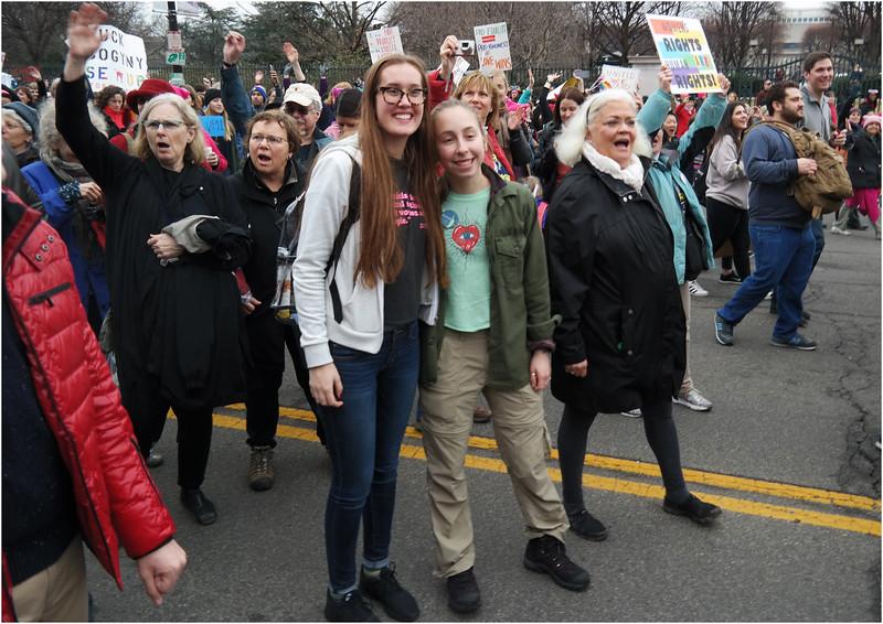 A Washington DC Womens March 39 January 21 2017