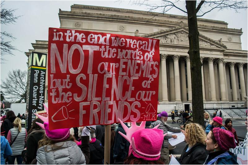 A Washington DC Womens March 2 January 21 2017