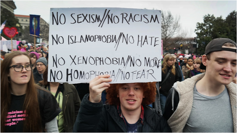 A Washington DC Womens March 42 January 21 2017