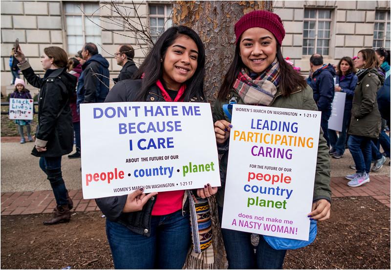A Washington DC Womens March 338 January 21 2017