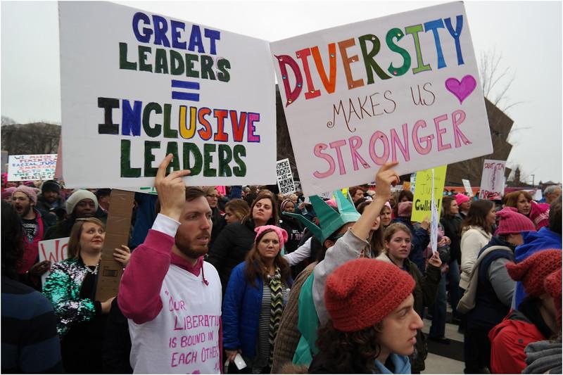 A Washington DC Womens March 203 January 22 2017