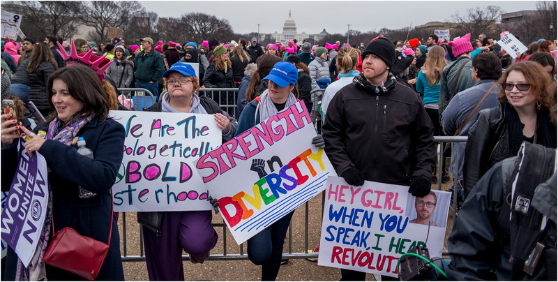 A Washington DC Womens March 304 January 21 2017