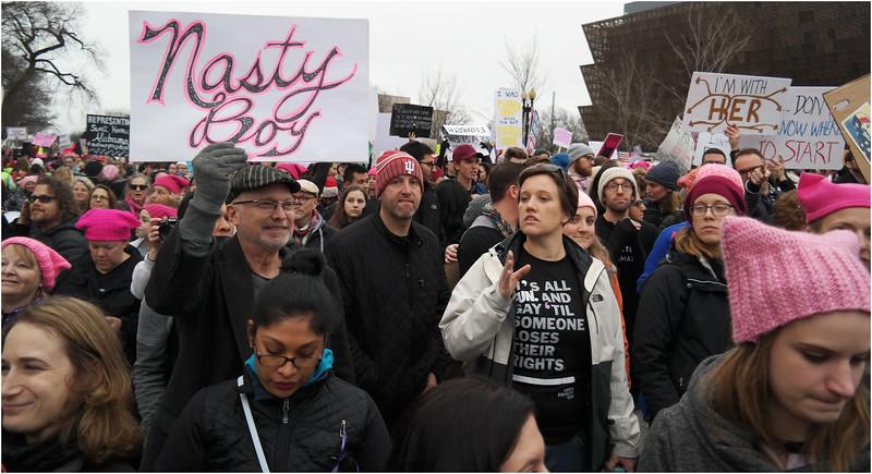 A Washington DC Womens March 175 January 22 2017