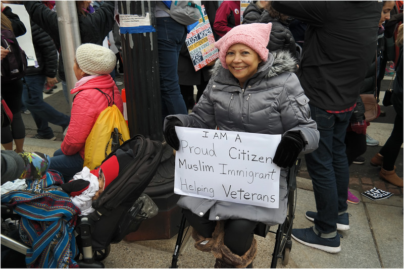 A Washington DC Womens March 183 January 22 2017