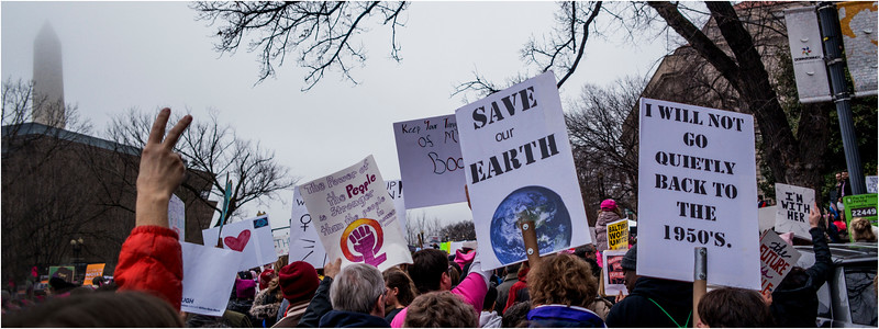 A Washington DC Womens March 330 January 21 2017