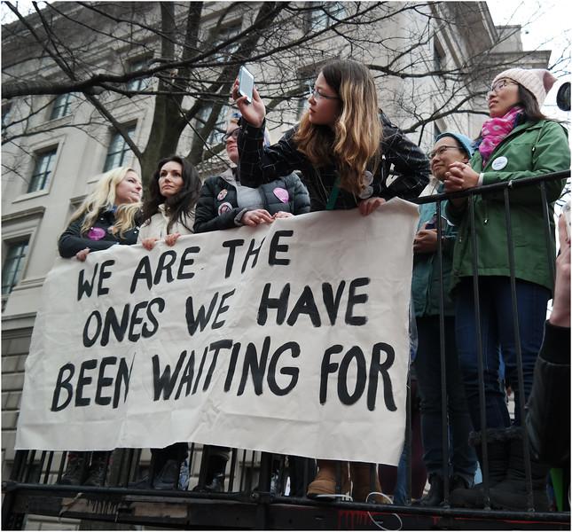 A Washington DC Womens March 255 January 21 2017