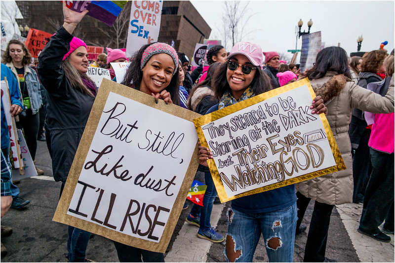 A Washington DC Womens March 355 January 21 2017
