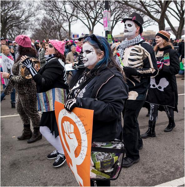 A Washington DC Womens March 294 January 21 2017