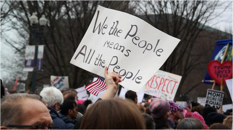 A Washington DC Womens March 52 January 21 2017