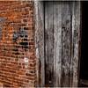 Watervliet NY April 2009 Warehouse Door, Looking In