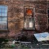 Cohoes NY Harmony Mill #3 Back Windows 2 2009