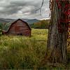 Adirondacks Keene Barn Exterior 4 September 2013