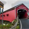 Buskirk NY Covered Bridge 2 August 2009