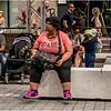 Montreal Canada June 2015 Place Des Arts Street Scene 4