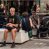 Montreal Canada June 2015 Place Des Arts Street Scene 6