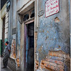 24 Cuba Havana Old Havana Street Scene 3 March 2017
