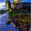 Ireland County Galway Galway Bay Kinvara 6 Dunguaire Castle September 2017