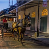 Louisiana New Orleans French Quarter Street Life Night 2 March 2018